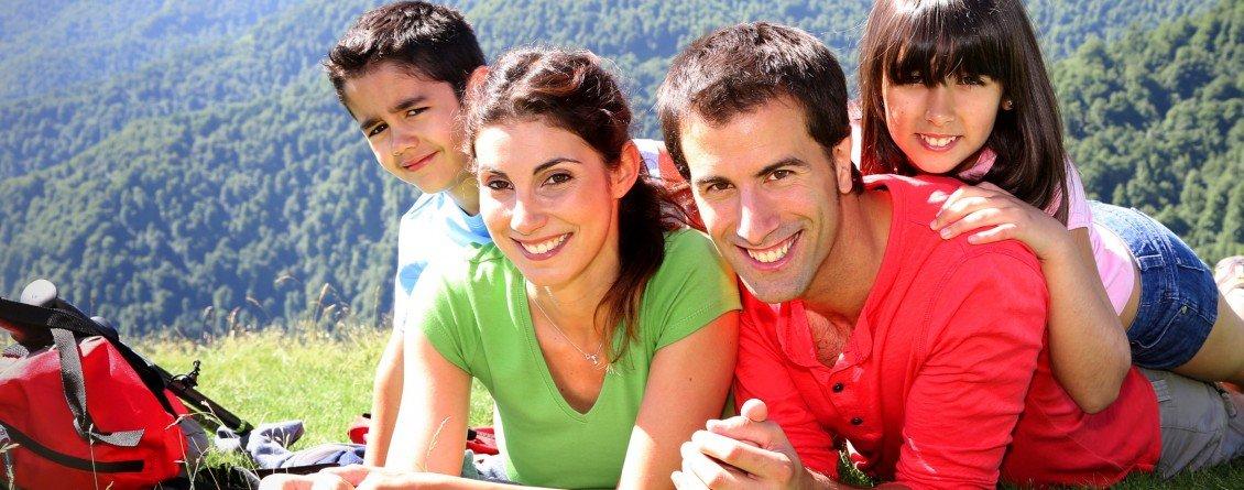 Turisme en grup i familiar