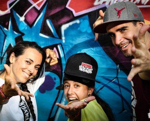 Hip Hop amb Brodas Bros