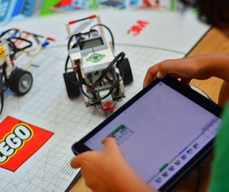 Robótica y ingenio con LEGO Education